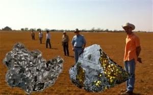 meteoriths