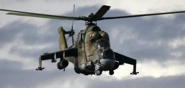 Βίντεο που γράφει Ιστορία Πάνοπλα gunship Mi-24.35