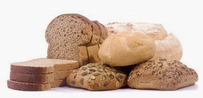 Ψωμί γάλα ελαιόλαδο